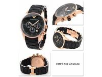 NEW ARMANI MENS WATCH