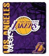 Lakers Blanket