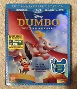 Dumbo Blu Ray