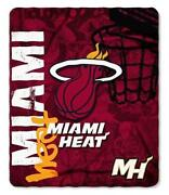 Miami Heat Blanket