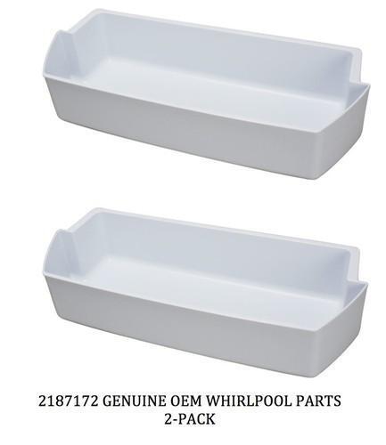 whirlpool refrigerator door shelf ebay. Black Bedroom Furniture Sets. Home Design Ideas