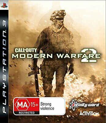 Call of Duty Modern Warfare 2 PS3
