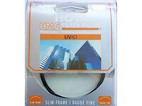 Hoya 77mm HMC UV(C) Screw-in slim Filter