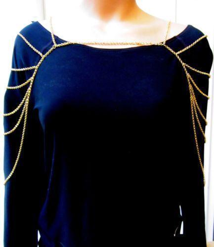 Shoulder Jewellery