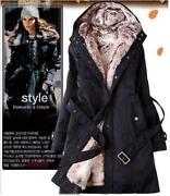 Women Warm Long Winter Coat