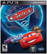 Cars 2 PS3 Game