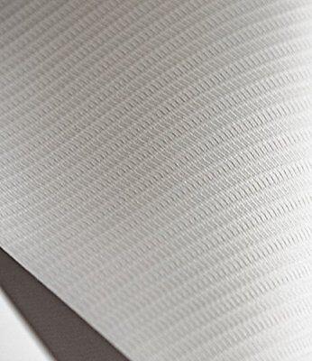 Fastplot Outdoor Scrim Vinyl Banner 15 Mil - Waterproof 400g - 42 X 40 Roll