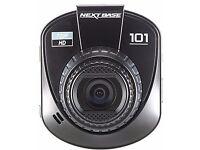 NEXTBASE GO 101 IN CAR CAM DASH CAM 720P HD 120 LENS MIC BLACK