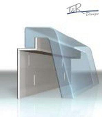 Montagewinkel / Wandleiste / Universal Montage Winkel für Badewannen