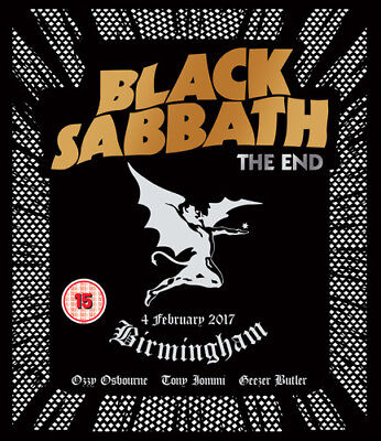 The End: Birmingham - 4 February 2017 [New Blu-ray] UK - Import