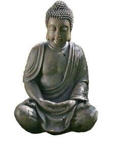 buddha xxl dekoration ebay. Black Bedroom Furniture Sets. Home Design Ideas