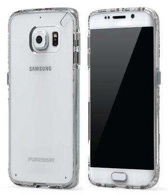 Puregear Clear Slim Shell Case Hard Cover For Samsung Galaxy S6 Edge Plus