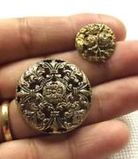 Antique Brass Buttons