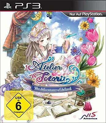 PS3 Spiel Atelier Totori: The Adventure of Arland für Playstation PS 3 NEU