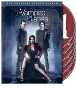 New Vampire Diaries DVD