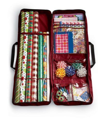 Gift Wrap Organizer | EBay