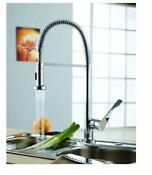 Single Handle Pullout Spray Kitchen Faucet