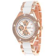 Uhr Weiß