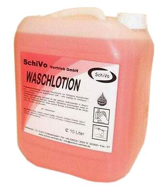 10l Kanister Seifencreme Waschlotion Flüssigseife für Seifenspender - mild