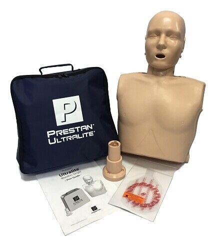 Prestan Ultralite CPR Training Manikin,  (Single) PP-ULM-100-MS