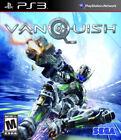 Vanquish Video Games