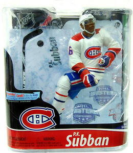 P.K. Subban Series 28 Variant McFarlane at JJ Sports