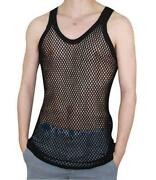 Mens String Vests