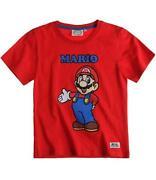 Boys Super Mario T Shirts