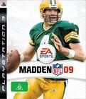 Madden NFL 09 Video Games