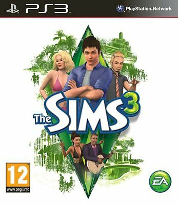 The Sims 3 Sony PlayStation 3 PS3 Video Games New & Sealed Free UK P&P Delivery