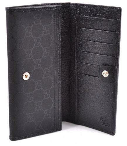 black gucci womens wallet ebay