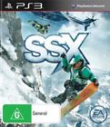 Industrial SSX 3 Video Games