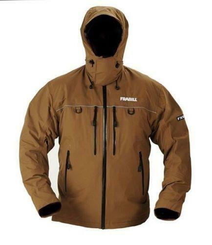 waterproof fishing jacket ebay