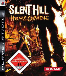 Sony PS3 Playstation 3 Spiel ***** Silent Hill V 5 Homecoming ********NEU*NEW*18