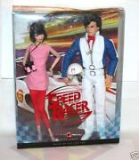 Speed Racer Barbie