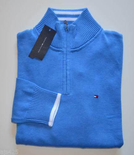 Mens Light Blue Sweater Ebay