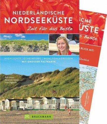 Niederländische Nordseeküste - Zeit für das Beste (Buch) NEU