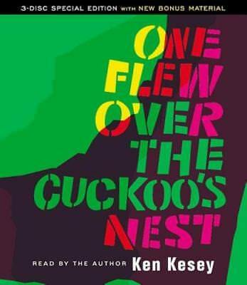 One Flew Over the Cuckoo's Nest Expanded Edition by Ken Kesey: New (One Flew Over The Cuckoos Nest Audiobook)