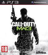 Call of Duty Modern Warfare 3 PS3