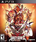 Guilty Gear Xrd-SIGN-Video Games