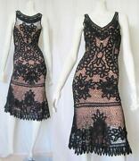 BCBG Crochet Dress