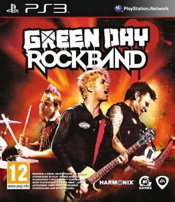 PlayStation 3 : Green Day: Rockband (PS3) VideoGames