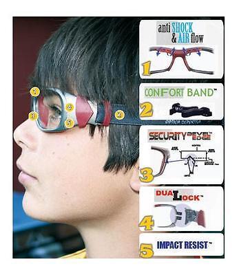 Glasses Protection Sports Junior. Versport Model (Junior Sports Glasses)