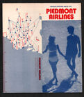 Timetables Piedmont Airlines Collectibles