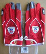 Reebok Football Gloves