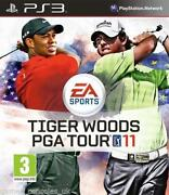 Tiger Woods 11 PS3