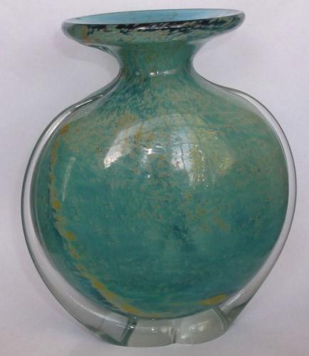 Mdina Glass Vase Ebay
