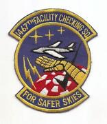 USAF Squadron Patches