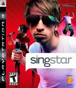 SingStar - PlayStation 3