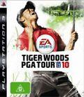 Tiger Woods PGA Tour 10 Video Games